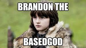 Lil B Memes - brandon the basedgod brandon the basedgod game of thrones lil b