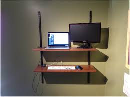 Ikea Wall Shelves by Ikea Wall Desk Wall Mounted Desk Ikea Hack Home Design Floating