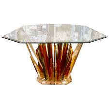 viyet designer furniture tables modern multicolored acrylic