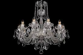Czech Crystal Chandeliers Luxury Crystal Chandeliers Lucky Glass
