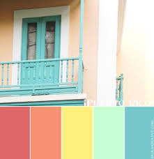 tropical colors for home interior tropical color palette colors