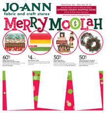 joann black friday joann fabic and craft stores
