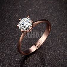 small stone rings images Forever classic single small stone band rings sparkling aaa cubic jpg