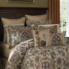 Sunset Comforter Set Croscill Callisto 4 Piece Comforter Set U0026 Reviews Wayfair