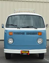 volkswagen bus front the best reconditioned vw buses available