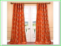 Burnt Orange Curtains And Drapes Burnt Orange Curtains U2013 Teawing Co