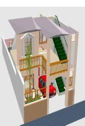 home design for 50 gaj 20ã 50 3d houses plans gharexpert 20ã 50 3d houses plans