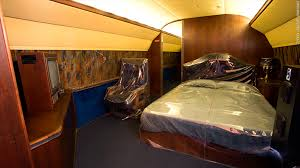 Private Plane Bedroom Elvis Presley U0027s Private Planes To Be Auctioned Off Jan 2 2015
