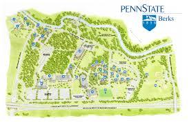 Penn State Its Help Desk Campus Map Penn State Berks