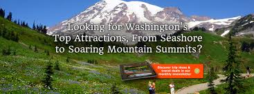 Map Of The United States With Landforms by Washington State Travel Experiencewa Com