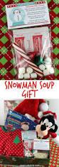 snowman soup gift recipe snowman soup snowman and creative