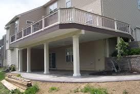 zip up under deck ceiling home design ideas
