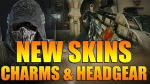 http siege leaked operator skins weapon charms rainbow six siege dl