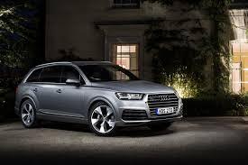 Audi Q7 Manual - five stars for new audi q7 in euro ncap crash test