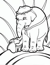 elephant express love coloring pages for kids coloring point