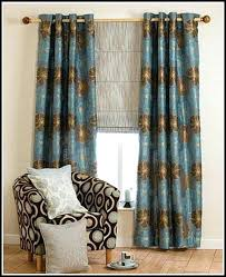 teal and brown curtains medium size of chocolate brown and teal