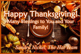 happy thanksgiving blessing many blessings to you and your family