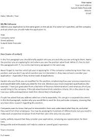 how to write a coverletter u2014 work travel campervan u0026 rv hire