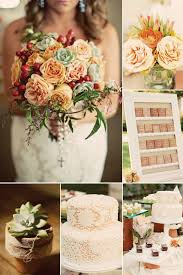 fall wedding color palette fall vintage wedding color as as autumn for wedding