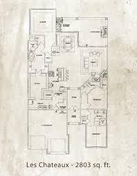 antebellum floor plans les chateaux at comanche tracecomanche trace