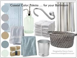 the perfect coastal color palette decorating by donna u2022 color expert