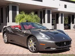 Ferrari California Grey - 2013 ferrari california