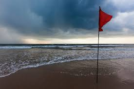 Beach Red Flag Heeding Relational Red Flags Before Marriage Marriage Missions