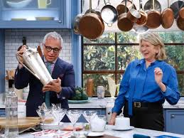 what to martha stewart on the kitchen and a barefoot