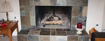 rectangular fireplace doors