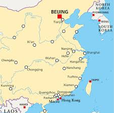 Shenzhen China Map Services China Operations Support