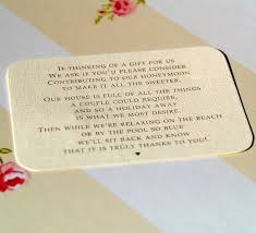gift list wording for wedding invitations uk wedding invitation