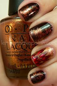 let them have polish happy thanksgiving with o p i nail polish