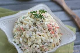 olivier cuisine olivye salad оливье cалат alyona s cooking