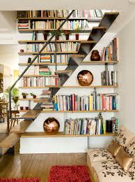 love books love stairs these fifty unique designs make the most