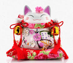Kawaii Room Decor by Home Decoration Porcelain Lucky Cats Ceramic Maneki Neko Kawaii