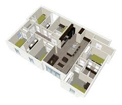6 Bedroom Floor Plans The Oasis U2013 The Vue