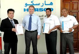 bureau veritas qatar qatar infra company gets iso certification