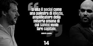si e social lidl virtual14 il caso lidl i tweet di salvini e la reazione di saviano