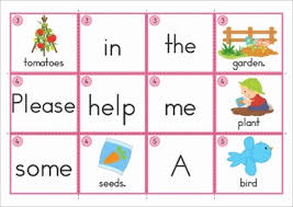 spring sentence scramble with cut and paste worksheets by lavinia pop