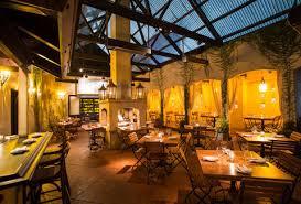 most romantic restaurants in los angeles for date night thrillist