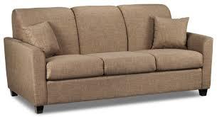 leons furniture kitchener roxanne sofa hazelnut leon u0027s