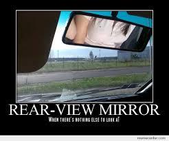 Mirror Meme - rear view mirror by ben meme center