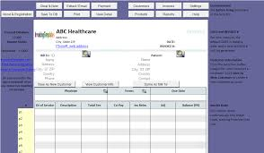 Home Health Care Invoice Template by Invoice Template 1