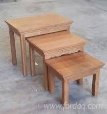 oak rubberwood bedroom sets