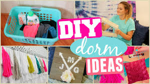 diy dorm room makeover decor u0026 organization ideas youtube