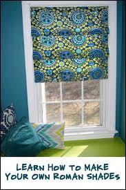 No Sew Roman Shades Instructions - best 25 homemade roman blinds ideas on pinterest homemade