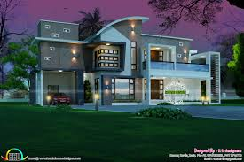 2847 sq ft house u20b960 lakhs cost estimated kerala home design