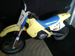 kids motocross bike 12vlt kids motocross bike in easton bristol gumtree