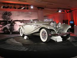 1937 mercedes benz 540 k spezial roadster 2