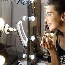 sanheshun 7x magnifying lighted travel makeup mirror sanheshun mirrors magnifiers 7x magnifying lighted travel makeup